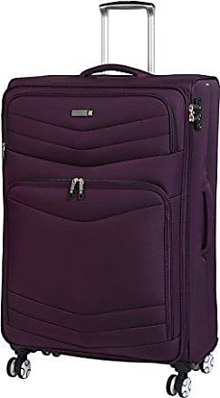 IT Luggage IT Luggage the Lite Intrepid 31.7 8 Wheel Spinner, Potent Purple