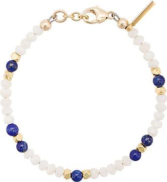 Nialaya beaded bracelet - White