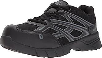 Wolverine Womens Jetstream Athletic Composite Toe Work Shoe, Black, 9.5 M US