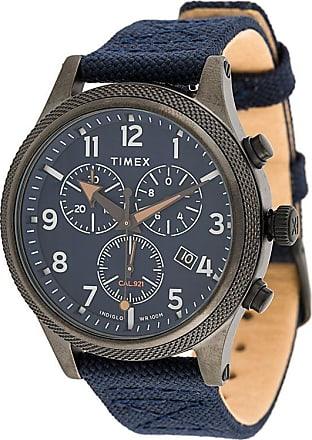 Timex Relógio Allied LT Chrono 40mm - Azul