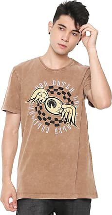Von Dutch Camiseta Von Dutch L.A California Caramelo