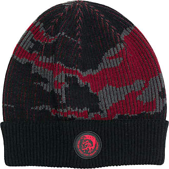Diesel Chapéu DVL-Beany-Special Collection - Preto