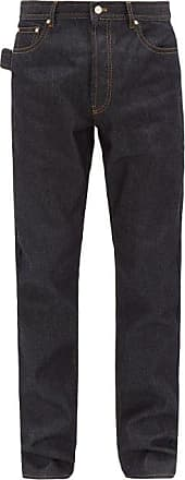 Bottega Veneta Straight-leg Jeans - Mens - Indigo
