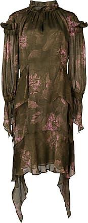 Natori Vestido estampado - Verde