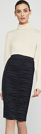BCBGeneration Ruched Pencil Skirt