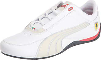 Puma Herren Drift Cat 4 SF Carbon Low-top, Weiss (White-Rosso 8b3c62c9d2