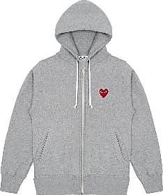 Comme Des Garçons CDG spielen Comme des Garçons Sweatshirt (grau T168) - XL - Grey