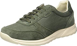 Damian 43 Vert Geox Sneakers Homme U C EU Sage Basses Pvv5wUqg1