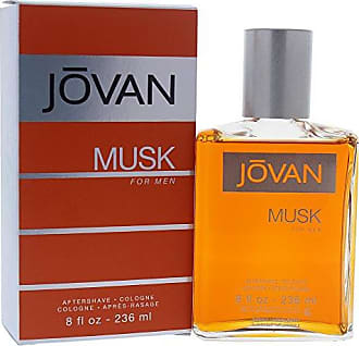 Jovan Jovan Musk by Coty for Men 8.0 oz After Shave Cologne Pour