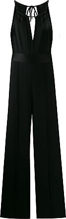 Diane Von Fürstenberg Macacão pantalona Ireland - Preto