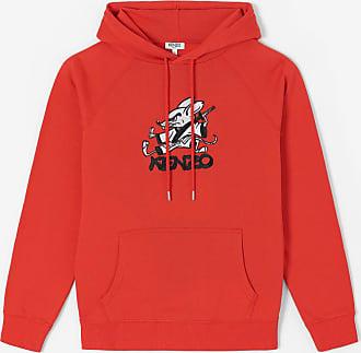 Kenzo Sweatshirt à capuche Kung Fu Rat