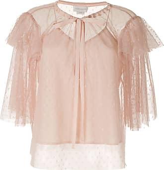 Karen Walker Blusa Pimpernel - Di colore rosa
