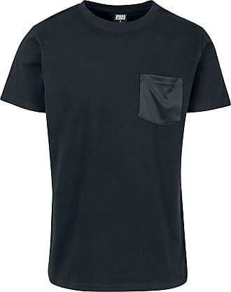Urban Classics Modal Mix Pocket Tee - T-Shirt - schwarz