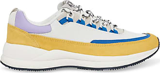 A.P.C. A.p.c. Brain dead jay sneakers JAUNE 39