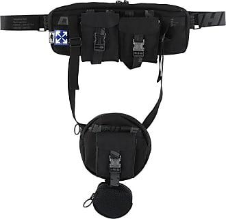 Off-white Off-white Combinable waistbag BLACK U
