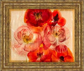 Classy Art Papaver Dreams I Framed Wall Art - 26W x 22H in. - 4990