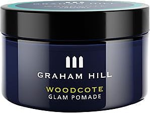 Graham Hill Skin care Styling & Grooming Woodcote Glam Pomade 75 ml