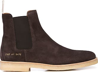 Common Projects elasticated side panel boots - Brown