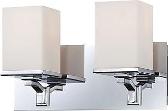 Elk Lighting Ramp 2 Light Bathroom Vanity Light - BV2082-10-15