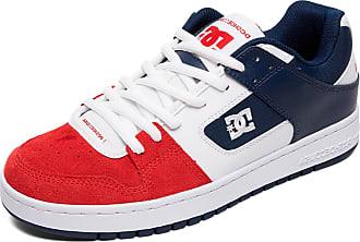317f14a145 DC Manteca Herren Sneaker Halbschuhe Turnschuhe Freizeit Schnürschuh Schuhe  weiß