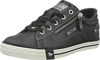 Mustang 1146-301, Womens Low-Top Sneakers, Grey (259 graphit), 7.5 UK (41 EU)