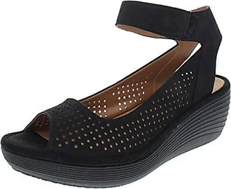 279051766e79 Clarks® Wedge Sandals − Sale  up to −38%