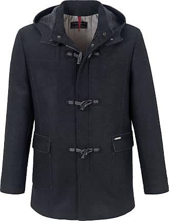 Steinbock Milled wool duffel coat Steinbock blue