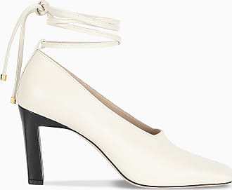 Wandler Butter and cream Isa pumps