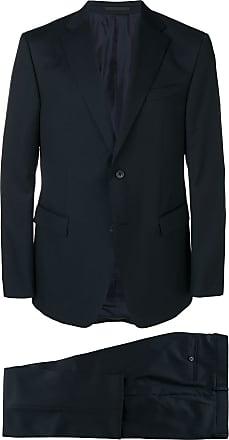 Ermenegildo Zegna classic two piece suit - Black