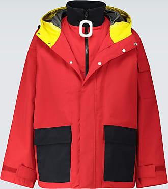 J.W.Anderson JWA nylon hooded jacket
