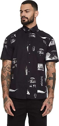 Red Nose CAMISA MASCULINA THE END IS NEAR - RED NOSE PRETO GG