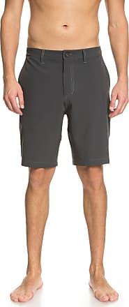 Quiksilver Mens Vagabond Amphibian Casual Shorts, Dark Shadow, 40