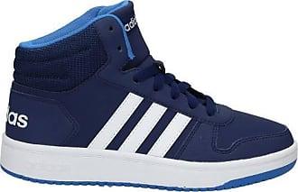 the best attitude d9b4e c4f18 adidas Hoops Mid 2 High Top Sneaker Herren, dunkelblau