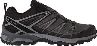 Salomon Mens X Ultra 3 GTX Climbing Shoes, Black (Black/Magnet/Quiet Shad), 10.5 UK 45 1/3 EU