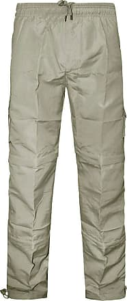 Saute Styles Mens Zip Off Shorts 3 in 1 Trousers Combat Cargo Work Elasticated Pants Bottoms Size