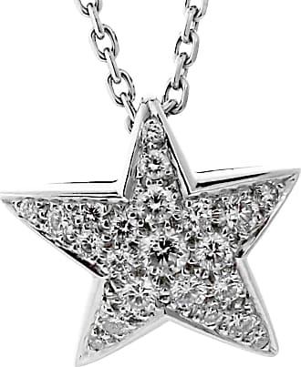 Chanel Comete Diamond White Gold Necklace