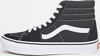 Vans Classic - Sk8 hoge sneakers in zwart en wit