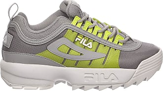 Fila womens 5XM00814 Disruptor Ii Monomesh White Size: 6.5 UK