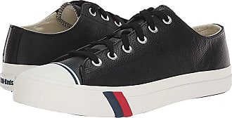 4bf3591507428 Keds Pro-Keds Royal Lo Core Leather (Black Leather) Mens Lace up casual