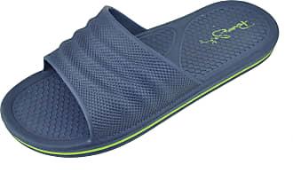 3c24c058eb504d Panama Jack Mens Casual Sandal Flip Flops Blue Size  X-Large   12-