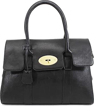 Your Dezire Womens Designer Frame Office Tote Bag Ladies Handbag Work Shoulder Bag New UK