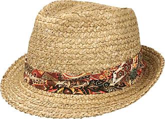bc71d06456f7b Stetson Vintage Wheat Trilby Straw Hat Women Men