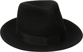 Goorin Brothers Mens The Doctor Hat, Black, Medium