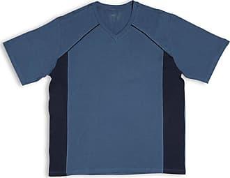 Mash CAMISETA COTTON MANGA CURTA Azul jeans G