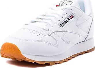 Men's White Reebok Sneakers / Trainer