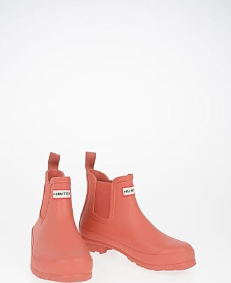 Hunter Rubbery CHELSEA Booties size 39