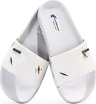 La Faire Chinelo Slide Kayaks La Faire Unissex (35/36, BRANCO)