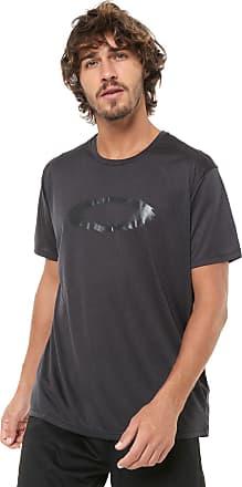 Oakley Camiseta Oakley Ellipse Blade Grafite