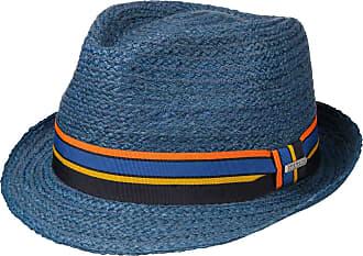Stetson Summer Raffia Straw Hat Pork Pie Hat Hats Diamond Salango