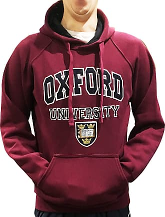 Oxford University University of Oxford Hoody - Official Licenced Apparel Maroon